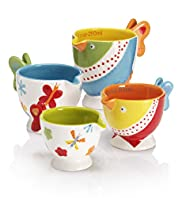 Chickens Measuring Cups