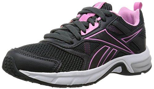Reebok Pheehan Run 4.0, Scarpe da corsa donna Multicolore Rosa / Gris / Negro / Blanco (Gravel/Black/Icono Pink/White/Steel) 37 1/2