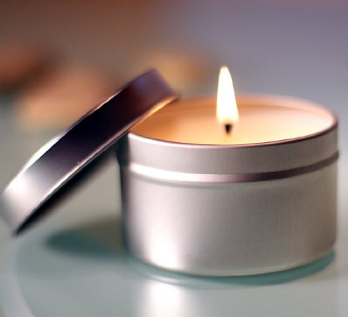 Therepe Scented Soy Tin Candles – 5 oz (Indian Chai)