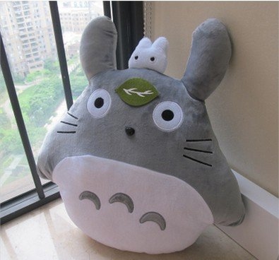 Totoro Pillow 50cm--alice from Alice Co.,ltd