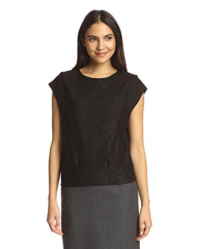 SEN Women's Lace Front Top