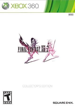 Final Fantasy XIII-2 Collectors Edition