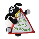 Shaun the Sheep - Little Lamb on Boardby Golden Bear