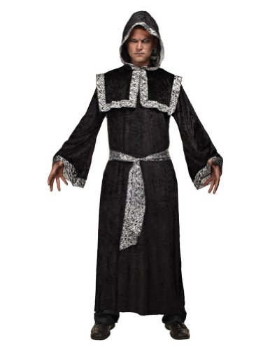 Adult-Costume Nightmare Prophet Of Darkness Halloween Costume