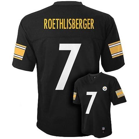 d343d9f4ad9 Amazon.com : Peyton Manning #18 Denver Broncos NFL Youth Team Color ...