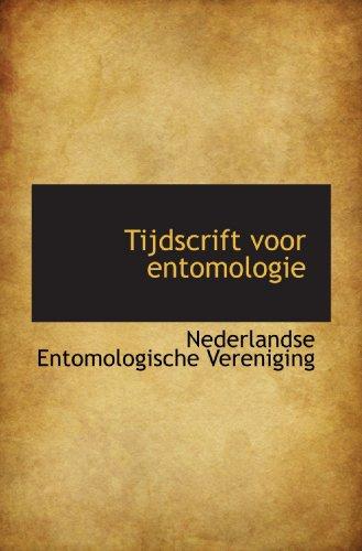 Tijdscrift voor entomologie
