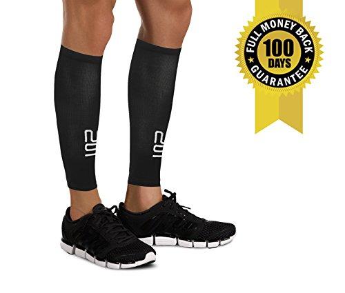 Waden-Beine-Kompressionsstrmpfe-von-Modetro-Sports-Schienbeinkantensyndrom-Kreislauf-und-Bein-Krampf-Kompression-Untersttzung-Laufen-Joggen-Radfahren-Fitness-Training-Leistungsverbesserung-Herren-Dame