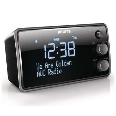 Philips AJB3552/05 DAB & FM RDS Clock Radio