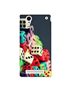 sony c3 ht003 (122) Mobile Case by Mott2 - Color Dice