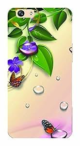 TrilMil Printed Designer Mobile Case Back Cover For Oppo A59