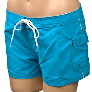 Surf Shorts for Women O'Neill Coast Solid Swim Trunks