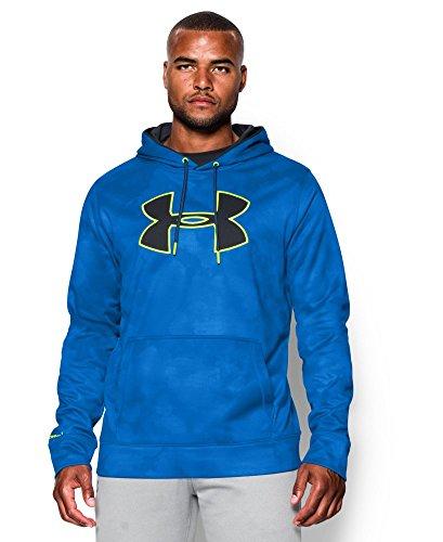 under-armour-mens-armour-fleece-big-logo-pattern-hoodie-large-electric-blue-black-high-vis-yellow