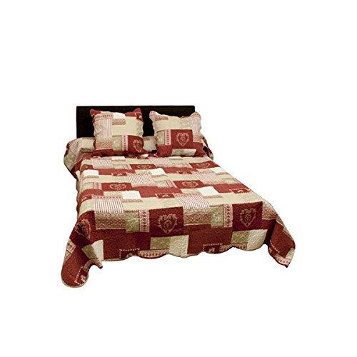 boutis alpes blanc b00k6as312 moins cher en ligne. Black Bedroom Furniture Sets. Home Design Ideas
