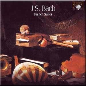 Bach - French Suites - Pieter-jan Belder (2 Cd Set)