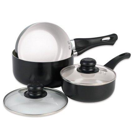 russell-hobbs-3pc-black-non-stick-eco-ceramic-pot-pan-set-glass-lid-saucepan-set