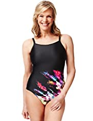 Post Surgery Crystal Print Swimsuit