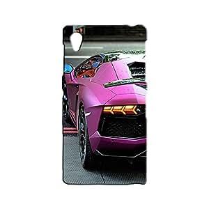 G-STAR Designer 3D Printed Back case cover for Sony Xperia Z1 - G0068