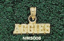 New Mexico State &quot;Aggies&quot; Charm/Pendant