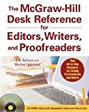 img - for K. D. Sullivan: The McGraw-Hill Desk Reference for Editors, Writers, and Proofreaders [With CDROM] (Paperback); 2006 Edition book / textbook / text book