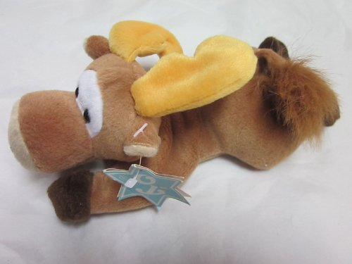 "OY Macca Beans Jewish Collectibles MOOSES 8"" Beanie Moose Plush"