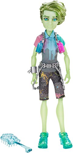 Monster High Haunted Student Spirits Porter Geiss Doll (Monster High Super Ghouls compare prices)