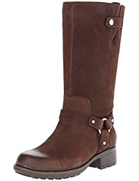 Rockport Women's First Street MT Motorcycle Boot