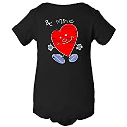 Be Mine Valentine's Day Infant One Piece Romper Baby Bodysuit