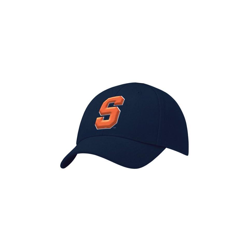 pretty nice 42f06 8ea6f NCAA Nike Syracuse Orange Preschool Navy Blue Swoosh Flex Hat