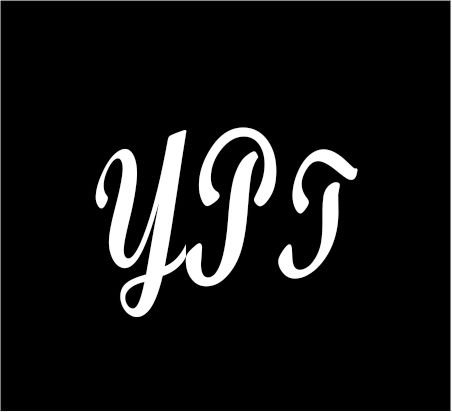 6-white-monogram-3-letters-ypt-initials-bold-font-script-style-vinyl-decal-for-cup-car-computer-any-