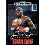 Buster Douglas Boxing