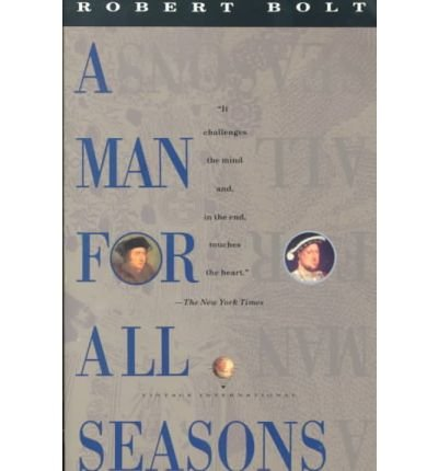 a man for all seasons common man essay A man for all seasons is a play by robert bolt based on the life of sir thomas more an early form of the play had been written for bbc radio in 1954, and a one-hour live television version starring bernard hepton was produced in 1957 by the bbc, but after bolt's success with the flowering cherry, he reworked it for the.