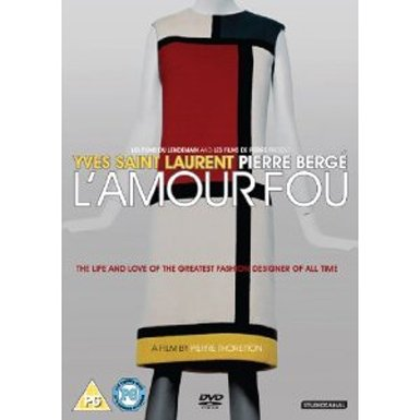 L'Amour Fou [[]DVD]