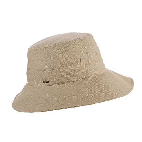 uv-bucket-hat-for-women-from-scala-taupe