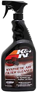 K&N 99-0624 Synthetic Air Filter Cleaner Spray - 32 oz. from K&N