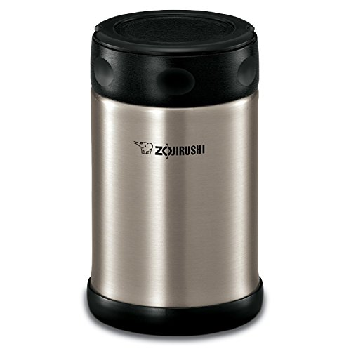 Zojirushi Sw-Eae50Xa Stainless Steel Food Jar front-589622