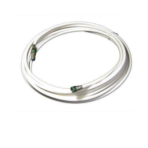 zBoost YX030-35W RG-6 Coaxial Extension Cable with Female Connectors, 35 Feet (35 Foot Coaxial Cable compare prices)