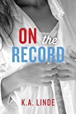 On the Record (The Record Series Book 2)