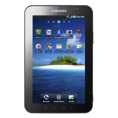 Samsung P1000 Galaxy Android Tablet PC 7-inch 3G + Wi-Fi - Sim Free