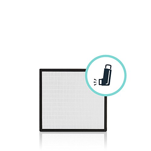 Alen - HEPA-Silver Filter for Alen BreatheSmart Air Purifiers - Black BF35-SILVER-CARBON