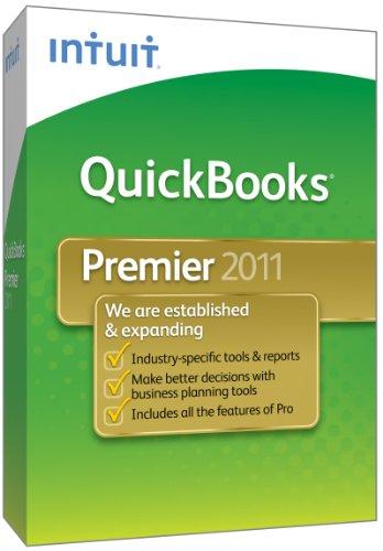 QuickBooks Premier 2011 - [Old Version]