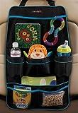 Munchkin Backseat Organizer, Black/Grey (Pack of 1)