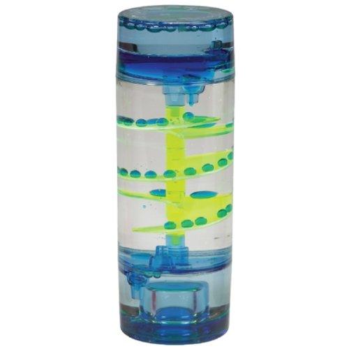 Warm Fuzzy Toys Liquid Spiral Timer - 1