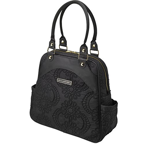 Petunia Pickle Bottom Embossed Satchel, Central Park North Stop Special Edition