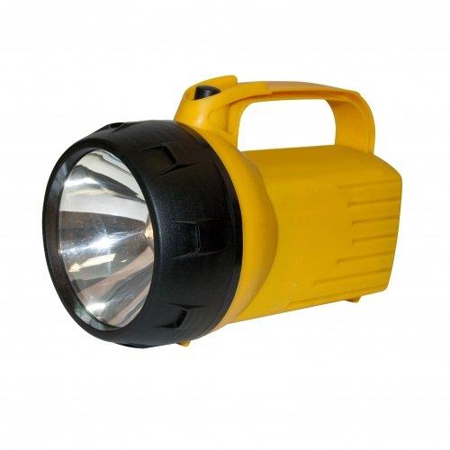 Greatlite 32900 6V Handheld Floatable Spotlight, Yellow And Black