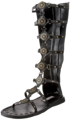 Roman Gladiator Sandal Boots