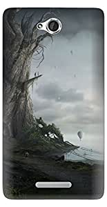 APE Designer Back Cover for Sony Xperia C3