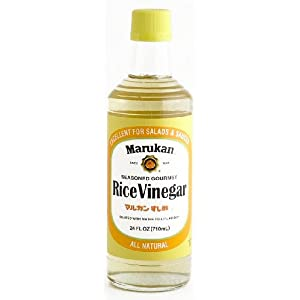 how to make rice wine vinegar