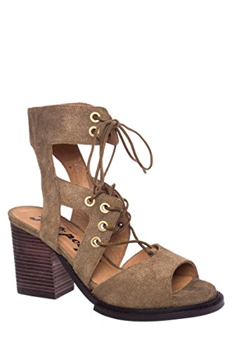 Lennon Strappy Chunky Heel Sandal