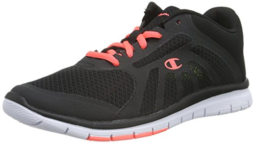 Champion Low Cut Shoe ALPHA Scarpe Running, Donna, Nero (New Black 2175), 37.5 EU
