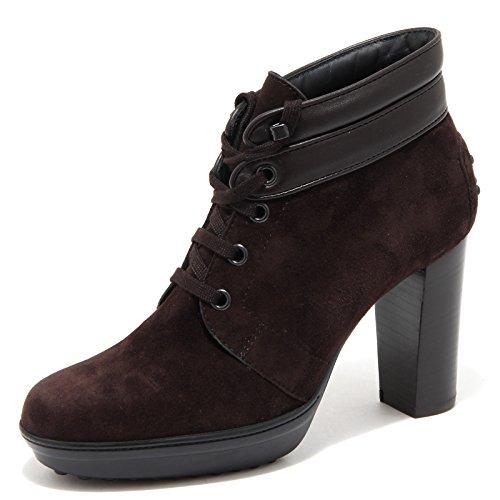 69925 tronchetto TOD'S ASP POLACCO scarpa stivale donna boots shoes [36]